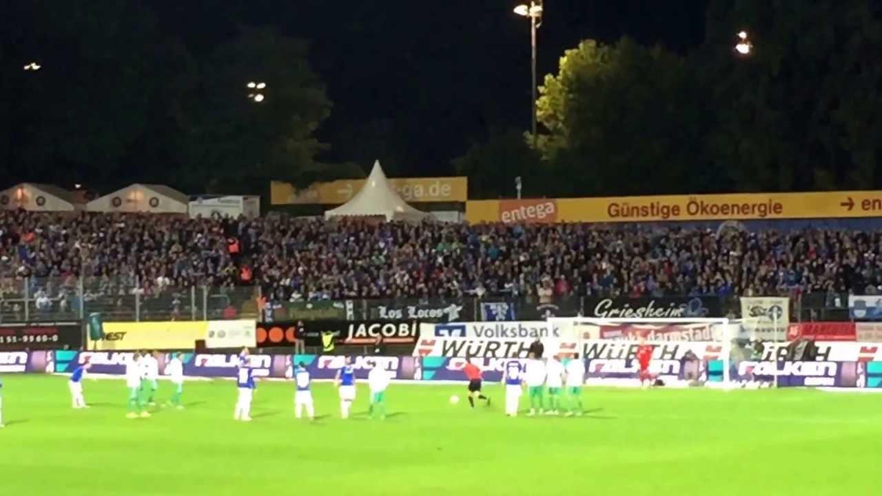 Darmstadt Vs Bremen
