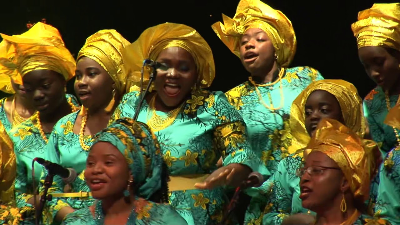 Download Chukwu Ebuka by the Dundee African Gospel Choir