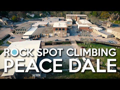 Rock Spot Climbing - Peace Dale