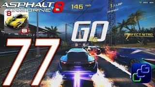 Asphalt 8 Airborne Walkthrough - Part 77 - Season 7-8, Earth Day Event: NanoFlowcell Quant FE