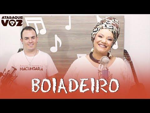 Atabaque & Voz - Boiadeiro - A estrela dalva é quem lhe guia