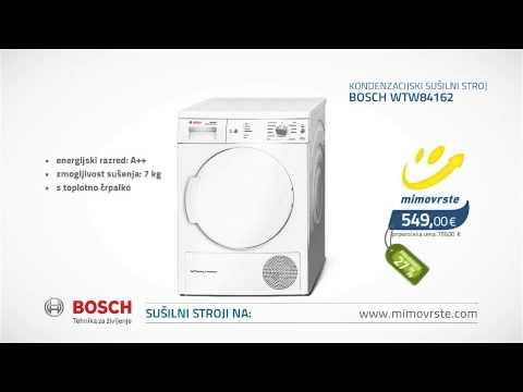 Mimovrste Kondenzacijski Susilni Stroj Bosch