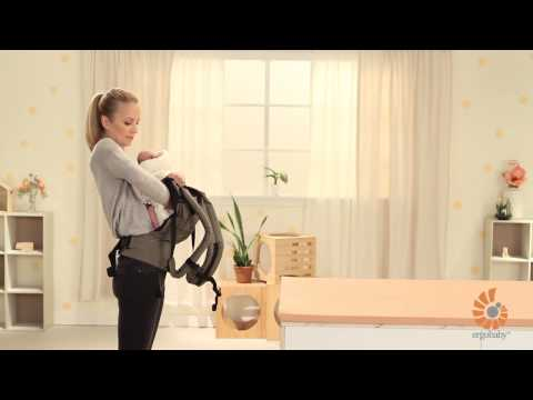 How to use Infant Insert | Newborn | 2014 | Ergobaby