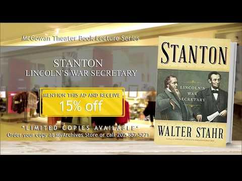 Stanton: Lincoln's War Secretary