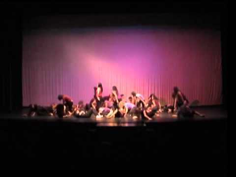 """CRC Fall Dance Showcase 2010: """"This Is The Thing....."""