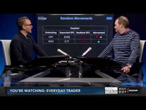 Trading Earnings - How Random Are They? | Everyday Trader