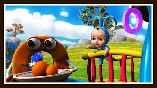 Phonics Song | Phonics Letter Sounds | ABC Phonics Song For Children | 3D Rhymes For Babies
