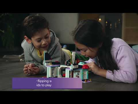 LEGO 41448 Friends Heartlake City Movie Theater Cinema Set - Smyths Toys