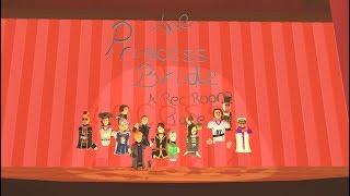 Orange Bucket Acting Troupe presents: The Princess Bride - A Rec Room Tale