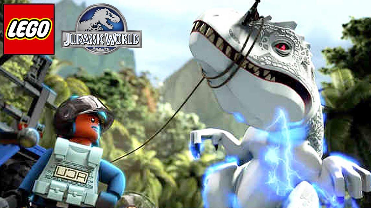 Indominus Morreu Lego Jurassic World 6 Em Português