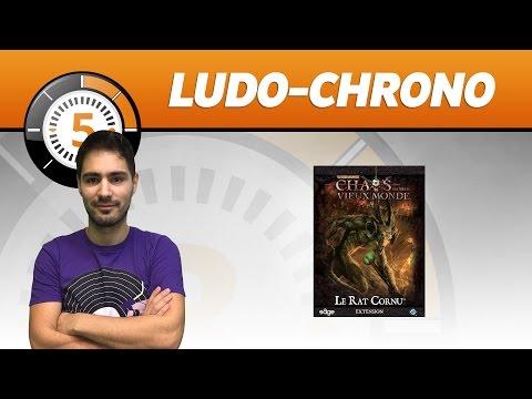 Ludochrono - Chaos dans le vieux monde - Le rat cornu