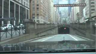 Driving in New York (Park Avenue South Tunnel)