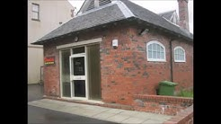BBC Scotland Rivercity Studio Set - Dumbarton 2002 Set
