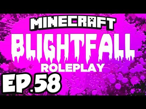 Blightfall Minecraft Modded Adventure Ep58 Hidden Ore Caches