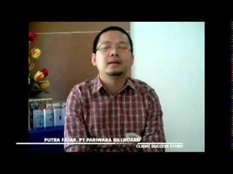 Testimonial ActionCOACH South Jakarta - Putra Fajar PT Pariwara Billboard