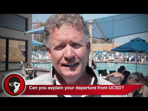 David Marsh Out At UCSD