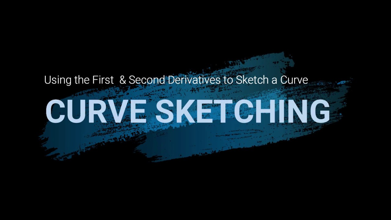 Using the First & Second Derivative to Sketch a Curve ...