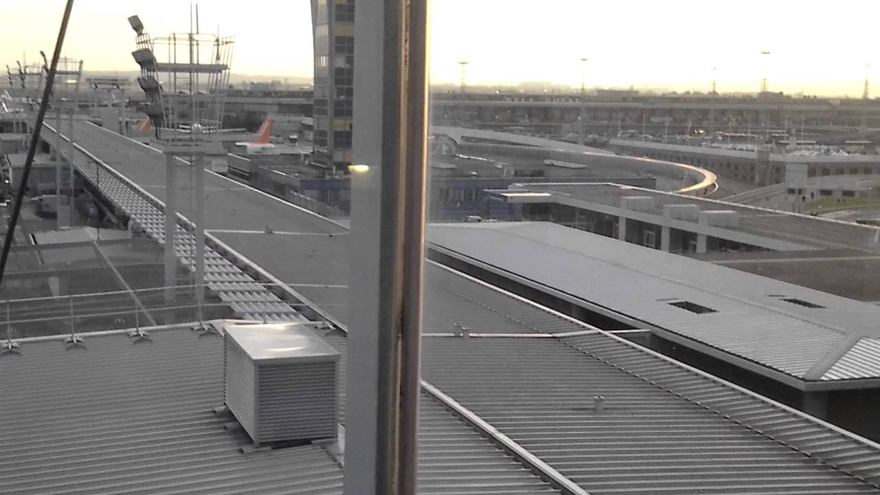 Aeroporto Orly : Aeroporto orly paris youtube
