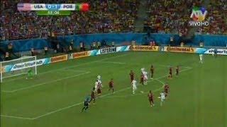 Estados Unidos vs. Alemania en vivo por internet gratis