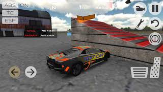 Extreme Car Driving Simulator - Gameplay Android & iOS game - best car simulator