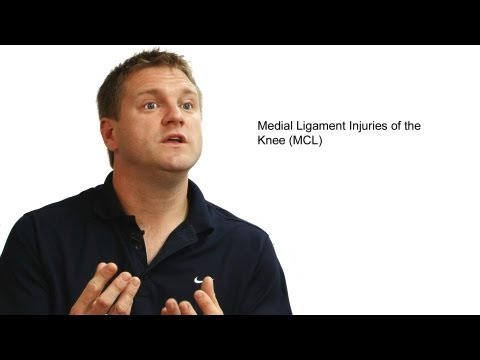 Medial Ligament Injuries of the Knee (MCL)