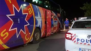 Sarbatoare la Berceni după ce FCSB a cucerit Cupa Romaniei împotriva lui Sepsi