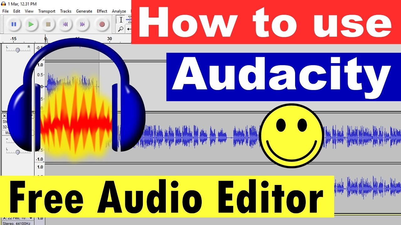 how to use audacity How to use audacity in this app you can see this topic 1 how to convert to mp3 with audacity 2 how to create dj drops with audacity 3 how to crop a song on.