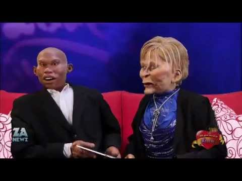 All you need is Love featuring Helen Zille and Julius Malema
