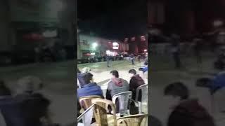 Ak Ehir Altunta Mahallesi Asker Gecesi 12 01 2018