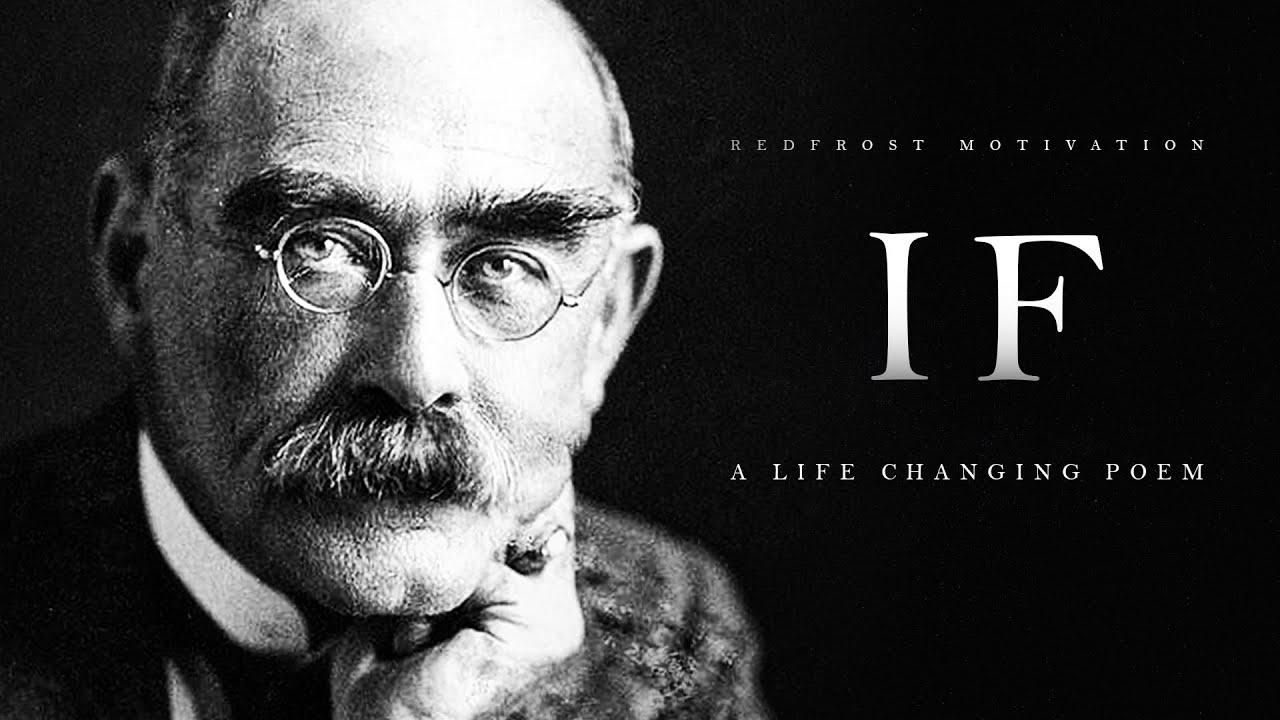 Download IF by Rudyard Kipling (A Life Changing Poem)