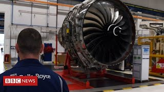 Rolls Royce cuts 9,000 jobs and warns recovery from pandemic will take years - BBC News