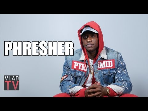 Phresher On Showing Desiigner The Ropes, Wanting Him To Win (Part 2)