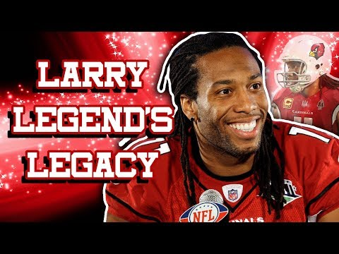 Why Larry Fitzgerald is the Most Loved Player in the NFL