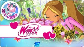 Winx Club - Gift Video - Flora and the magic of Nature!(Nature is a real friend and when Spring comes, it can do magics! You don't believe it? Watch this video and share it with your friends: Flora is waiting for you to ..., 2015-03-06T16:00:01.000Z)