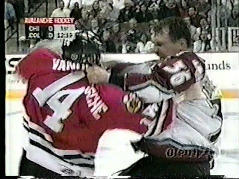 Ryan VandenBussche vs Jeff Odgers