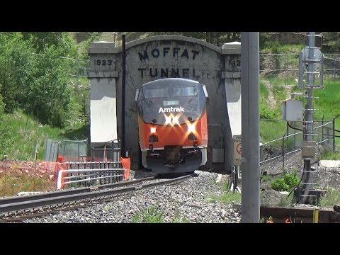 Moffatt Tunnel Georgetown Loop RR