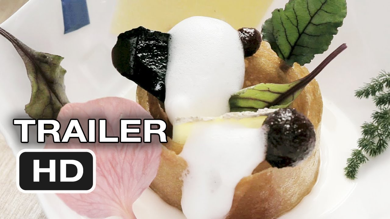 Step Up to the Plate (Entre les Bras) Official Trailer #1 (2012) - French Food Documentary Movie HD