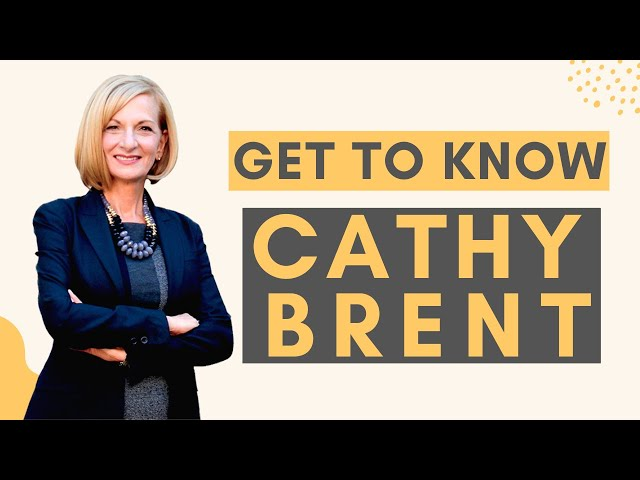 Get to know Cathy Brent