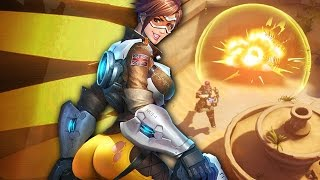THIS GAME IS HELLA FUN! Overwatch ONLINE Gameplay!  | Overwatch: Beta GAMEPLAY! (ADDICTED)(Today I decided to cave in and try Overwatch! I played ONLINE solo due to all of the HYPE I kept on hearing from it in calls & on twitter so I gave it a try. When I ..., 2016-05-05T23:00:00.000Z)
