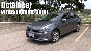 Novo Volkswagen Virtus 2018 em Detalhes - Falando de Carro