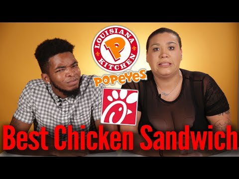 We Ranked The Best Fast Food Chicken Sandwiches