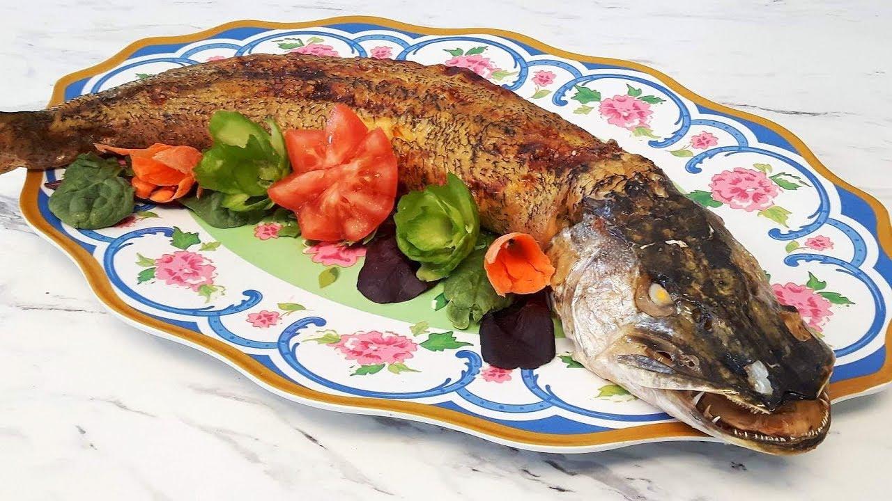 как правильно фаршировать рыбу