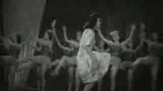 Tokyo Boogie-woogie, de Ryoichi hattori, con Shizuko Kasagi.