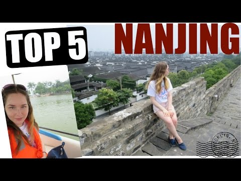 Top 5 Sights: Nanjing 南京 | KatChats