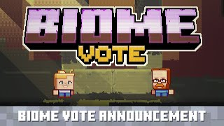 Biome Vote - Announcement Trailer
