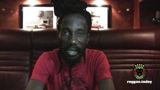 SIZZLA KALONJI VIDEO - Interview with Sizzla Kalonji - Reggae.Today