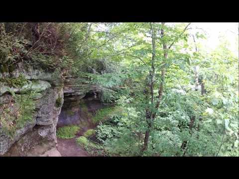 Laughing White Fish Falls Hike