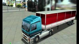 mm2 車輛測試 44 平治重型貨櫃車 mercedes benz actros