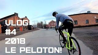 Vlog #4 2018 - Le Peloton