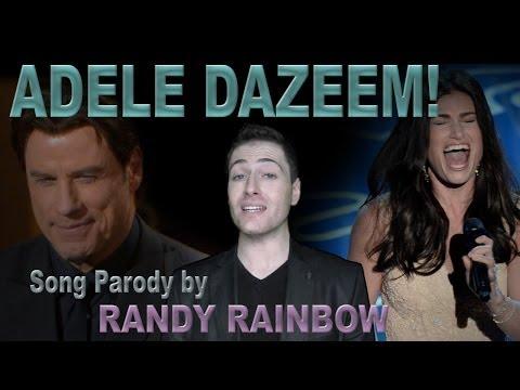 ADELE DAZEEM by RANDY RAINBOW - Song Parody